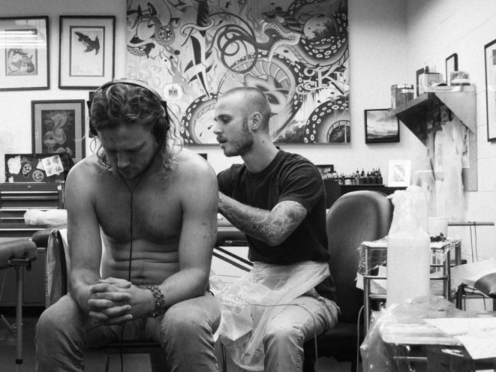 Backyard Opera Break In: Mark Nara Tattoo | Article