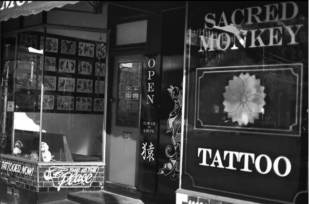 sacred-monkey-tattoo-mark-nara