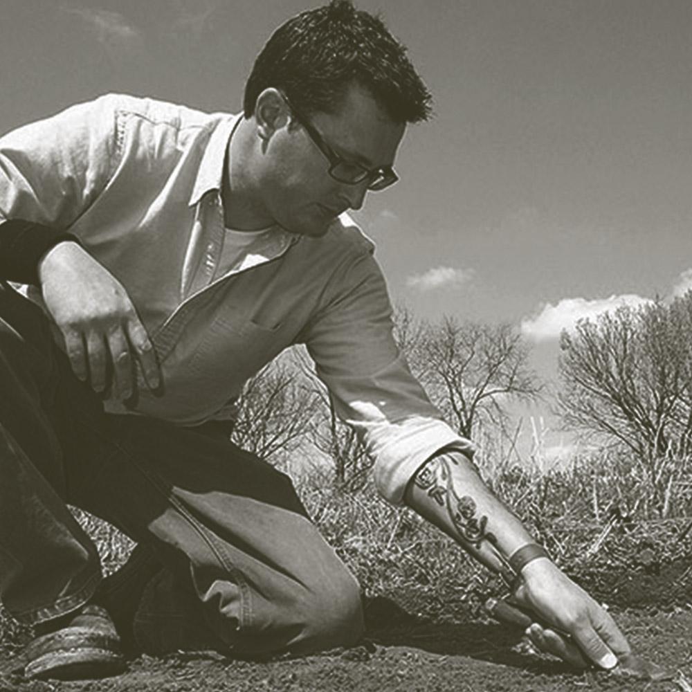 Ep. 02 – Aaron Deter-Wolf. Prehistoric Archaeologist – Interview